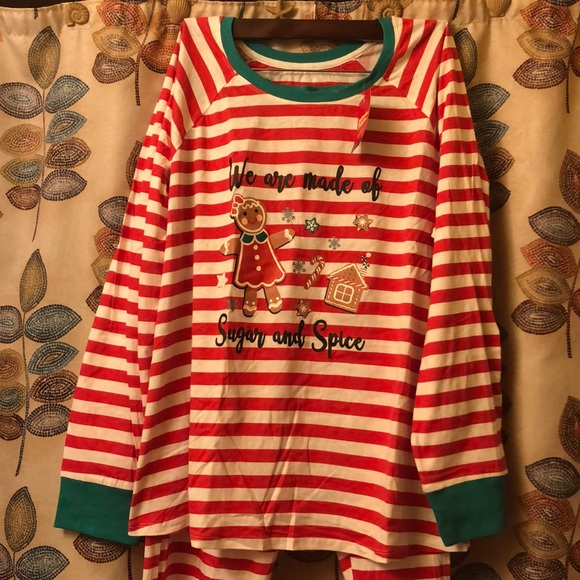 Christmas Cuddl Duds pajamas